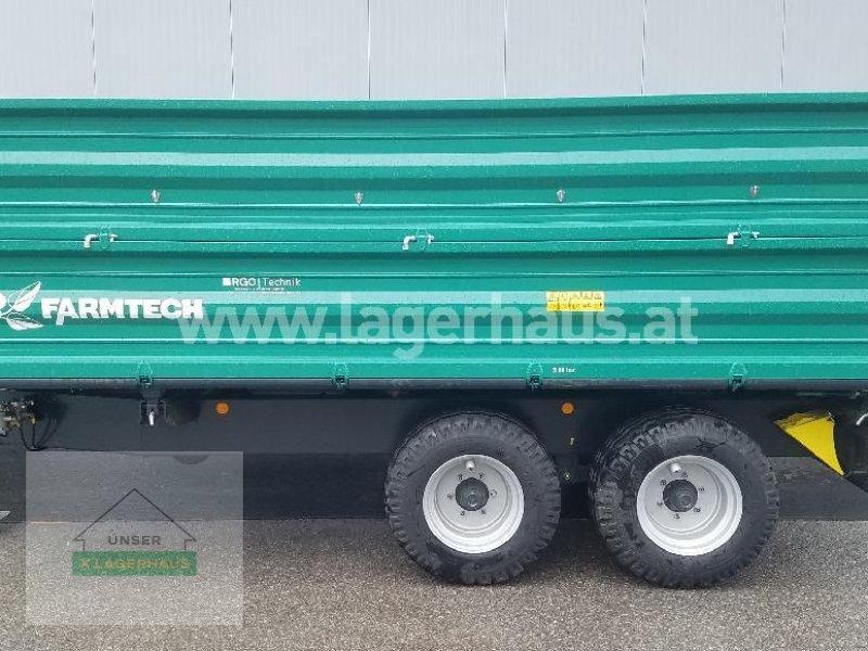 Kipper a típus Farmtech TDK1100, Neumaschine ekkor: Lienz (Kép 1)