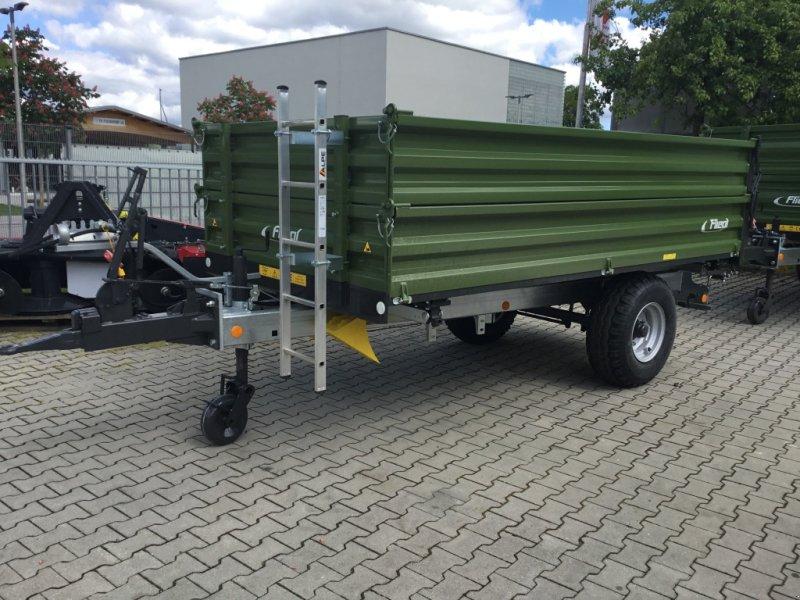 Kipper des Typs Fliegl EDK 50 Fox, Neumaschine in Deggendorf (Bild 1)