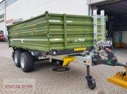 Kipper tip Fliegl TDK 80 A-88 VR FOX Tandem, Neumaschine in Ansbach