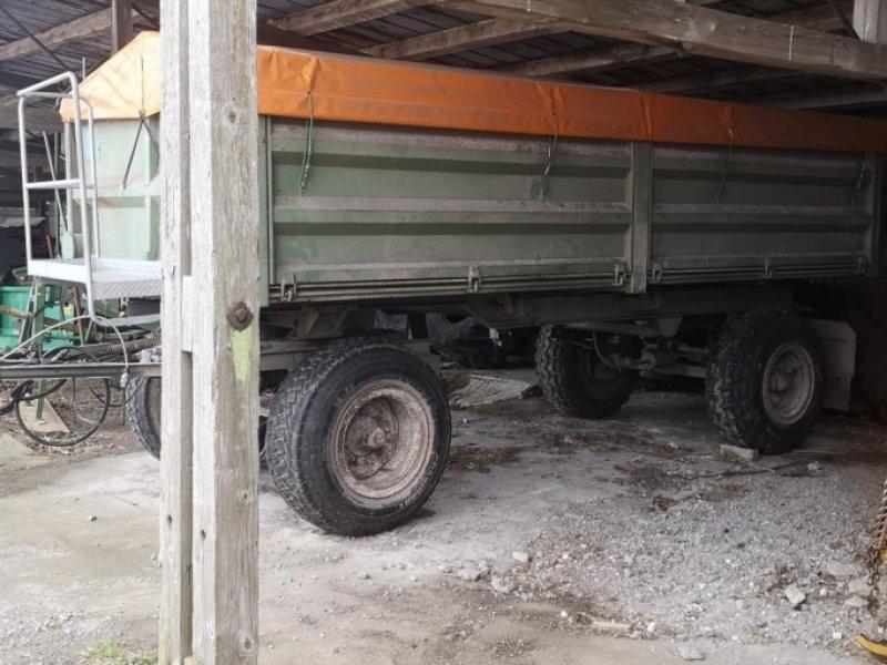 Kipper des Typs Fortschritt HW80, Gebrauchtmaschine in Marlow (Bild 1)