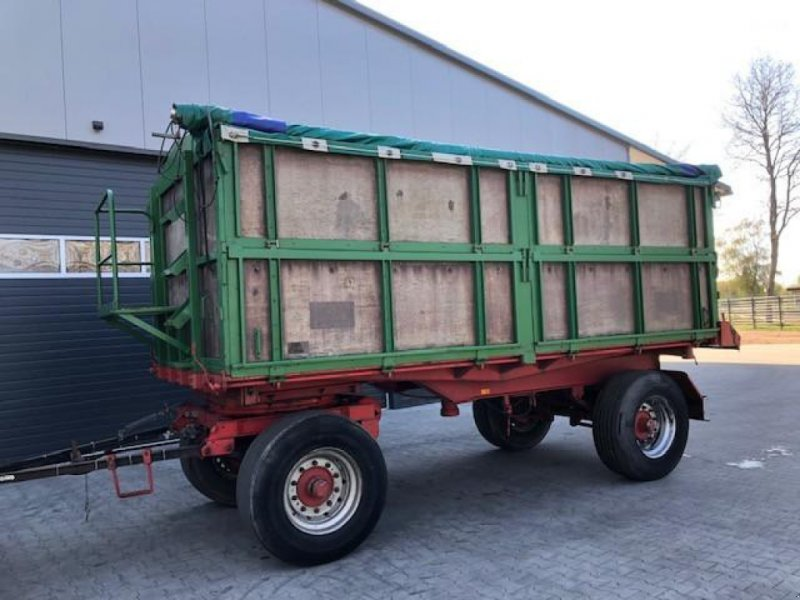 Kipper a típus Fricke 18 Tonnen Dreiseitenkipper, Gebrauchtmaschine ekkor: Meppen (Kép 1)