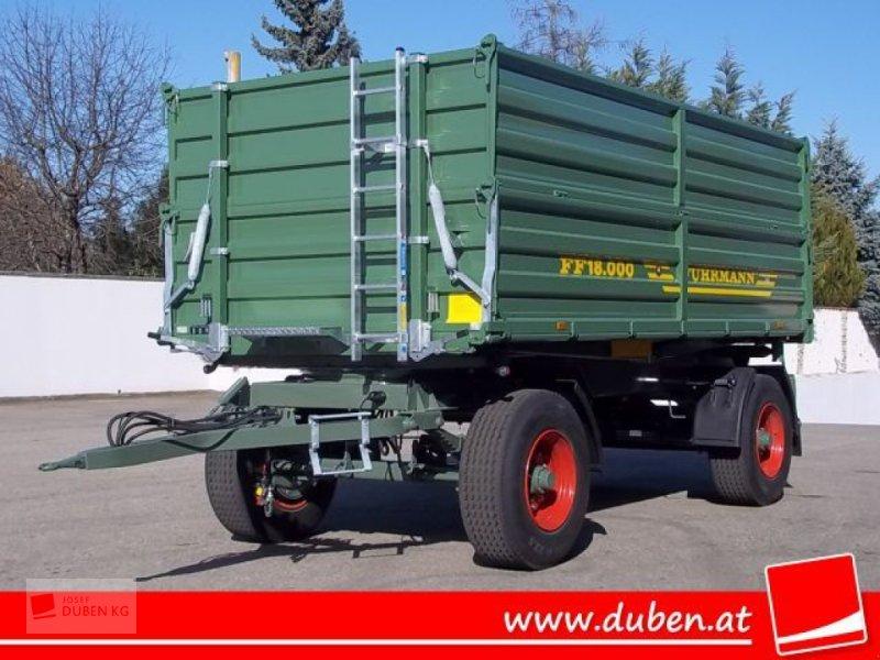 Kipper des Typs Fuhrmann FF 18.000, Neumaschine in Ziersdorf (Bild 1)