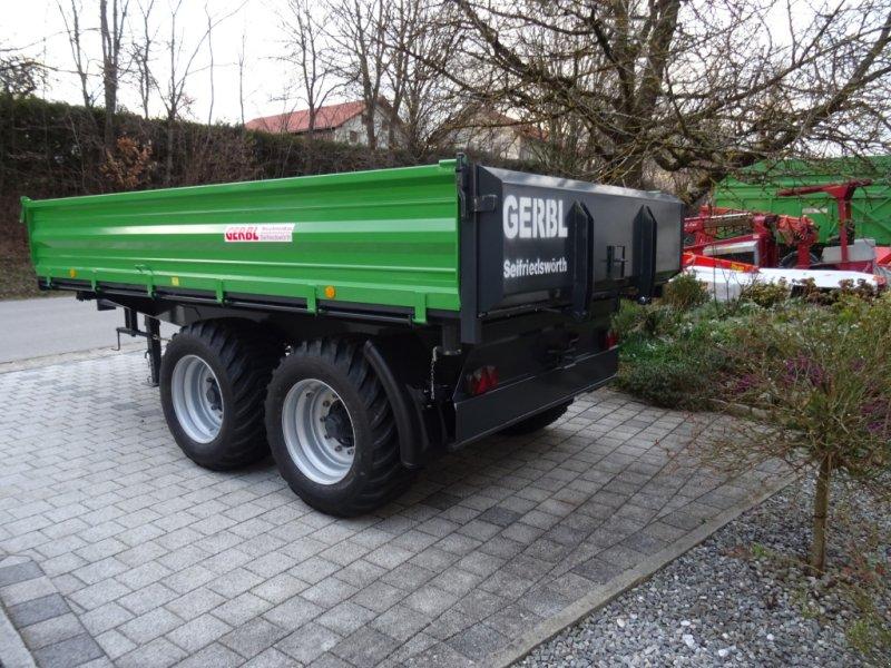 Kipper типа Gerbl TDK140, Neumaschine в Wurmsham (Фотография 1)