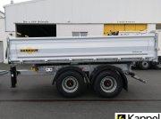 Kipper des Typs Humbaur -Dreiseitenkipper GG: 19 t / NL: 15 t / 80 km/h, Neumaschine in Mariasdorf