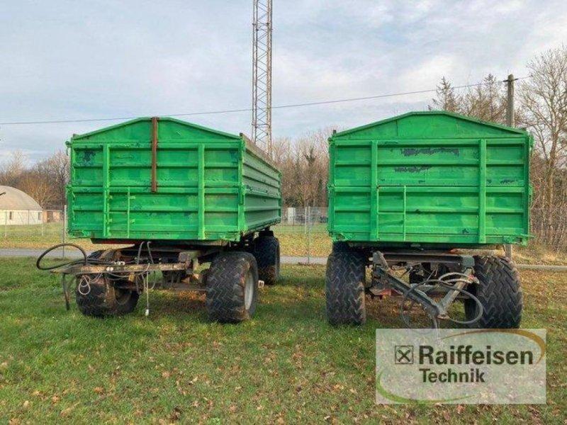 Kipper des Typs Itas ZADK 18 (ZUG), Gebrauchtmaschine in Kruckow (Bild 1)