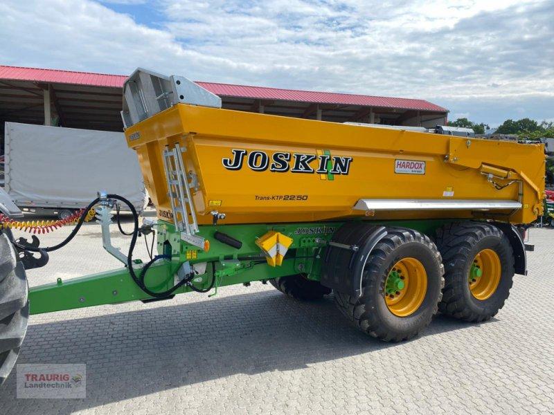 Kipper des Typs Joskin Trans-KTP 22-50 Hardox, Neumaschine in Mainburg/Wambach (Bild 1)