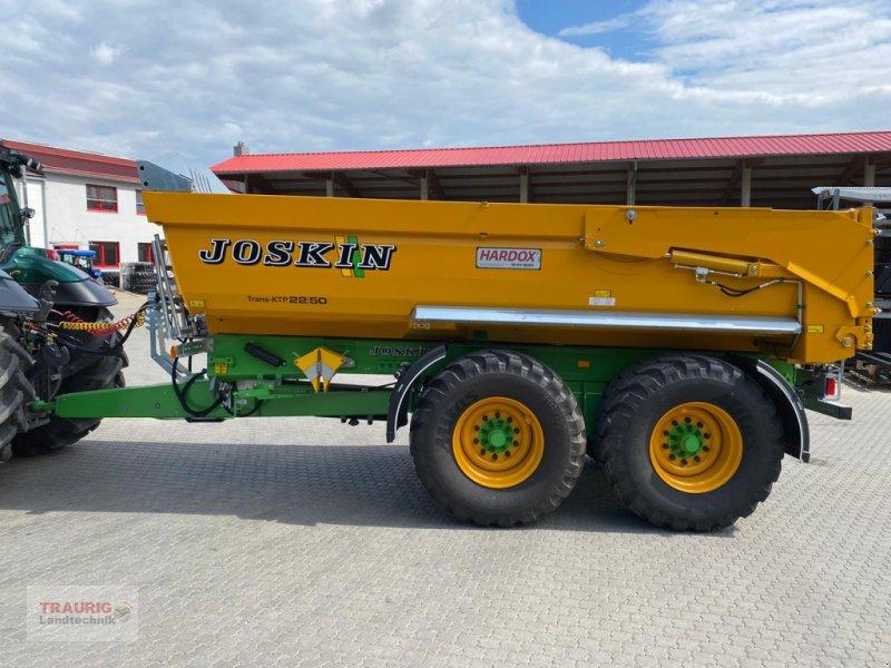 Kipper of the type Joskin Trans-KTP 22-50 Hardox, Neumaschine in Mainburg/Wambach (Picture 1)
