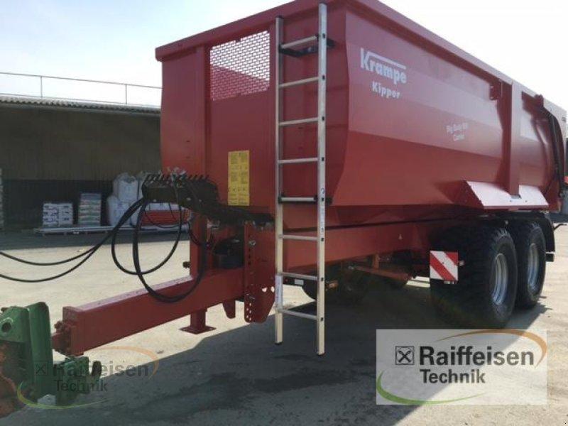 Kipper des Typs Krampe Big Body 600 Carrier, Gebrauchtmaschine in Hofgeismar (Bild 3)