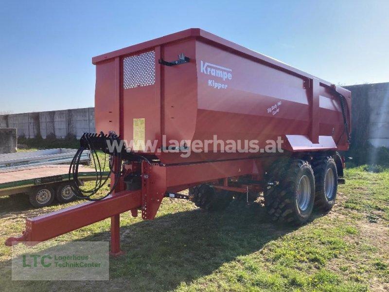 Kipper des Typs Krampe BIG BODY 640 CARRIER, Gebrauchtmaschine in Korneuburg (Bild 1)