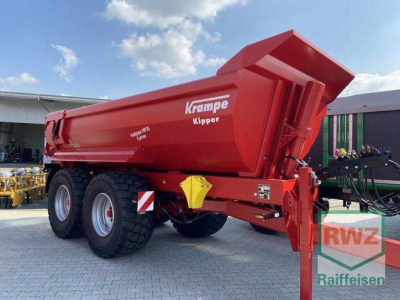 Kipper des Typs Krampe HP 20 Carrier, Ausstellungsmaschine in Mutterstadt (Bild 1)