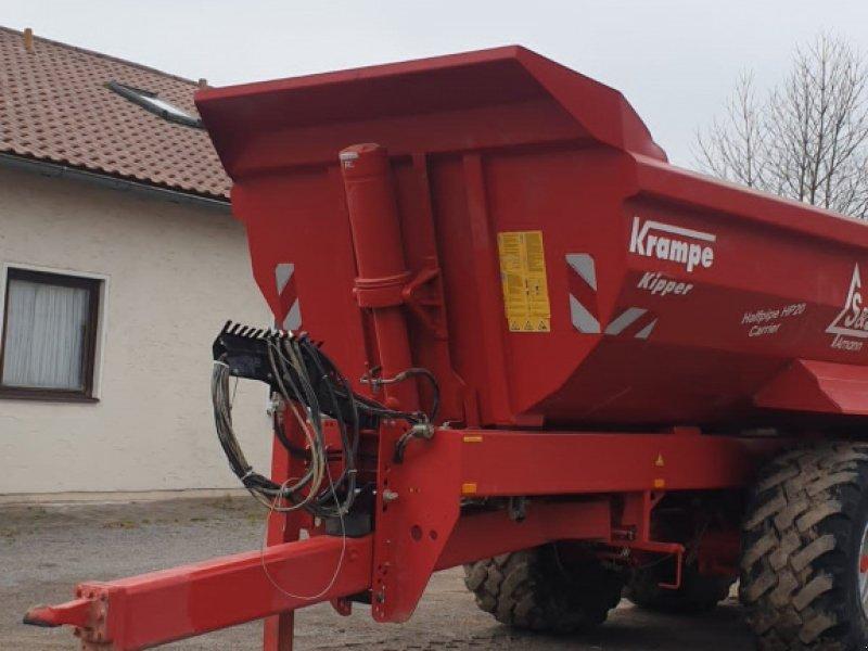 Kipper des Typs Krampe HP 20, Gebrauchtmaschine in Rossbach-Wald (Bild 3)