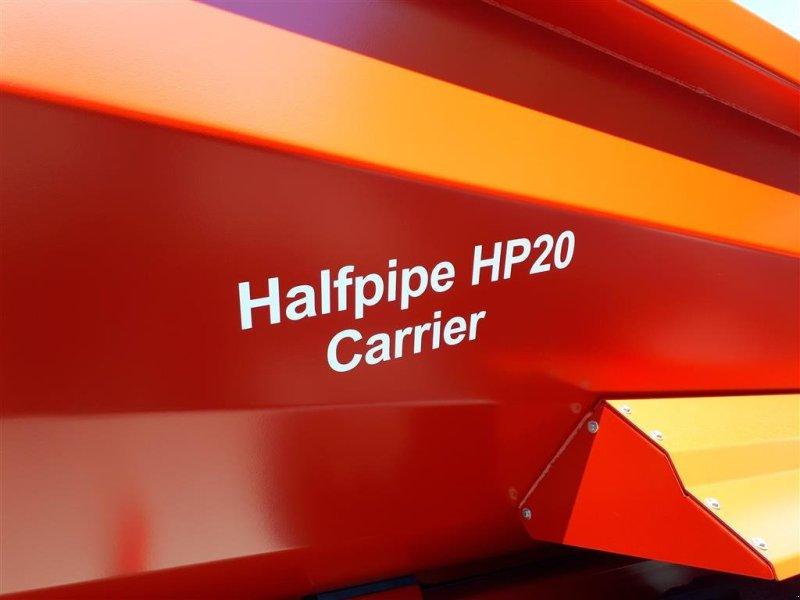 Kipper des Typs Krampe HP 20, Gebrauchtmaschine in Manching (Bild 4)