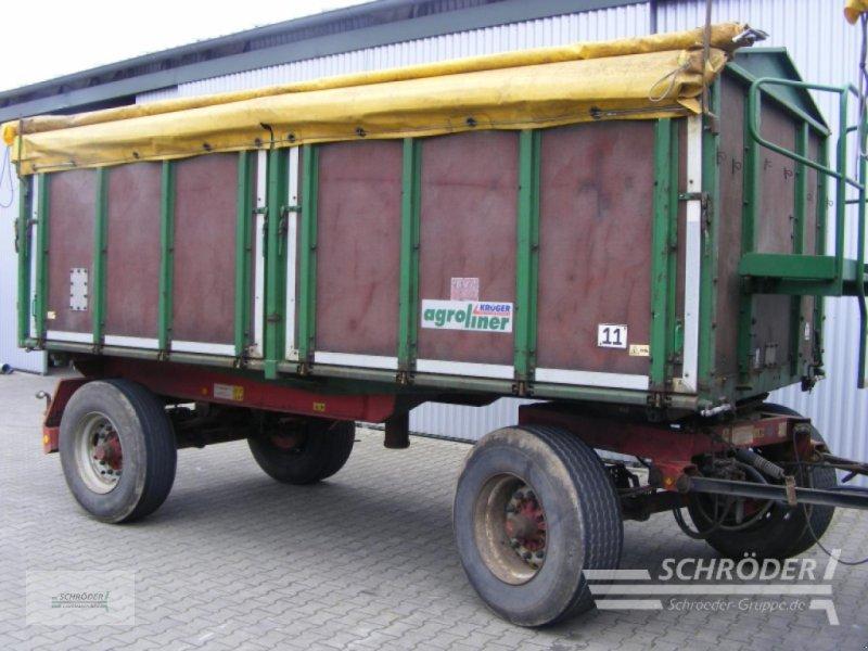 Kipper des Typs Kröger Agroliner HKD 302, Gebrauchtmaschine in Lastrup (Bild 1)