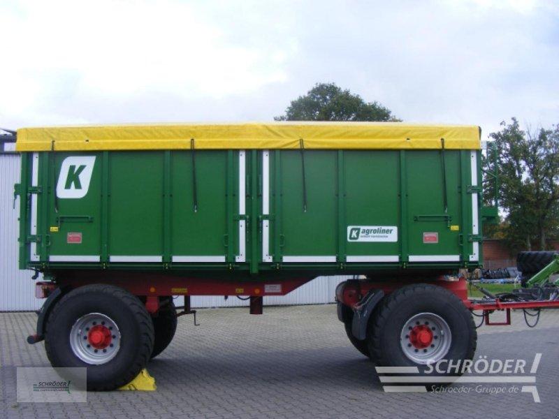 Kipper des Typs Kröger HKD 302, Gebrauchtmaschine in Lastrup (Bild 1)