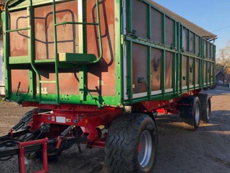 Kipper des Typs Kröger Kröger Agroliner 3 Achs 3 Seiten Getreidekipper, Gebrauchtmaschine in Eferding (Bild 1)