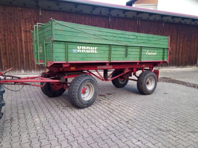 Kipper типа Krone DK 130, Gebrauchtmaschine в Eichendorf (Фотография 1)