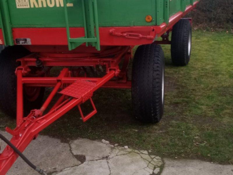 Kipper des Typs Krone DK 210-8, Gebrauchtmaschine in Ochtrup (Bild 1)