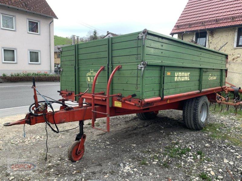 Kipper des Typs Krone EDK 210-6,4 6400kg, Gebrauchtmaschine in Trochtelfingen (Bild 1)