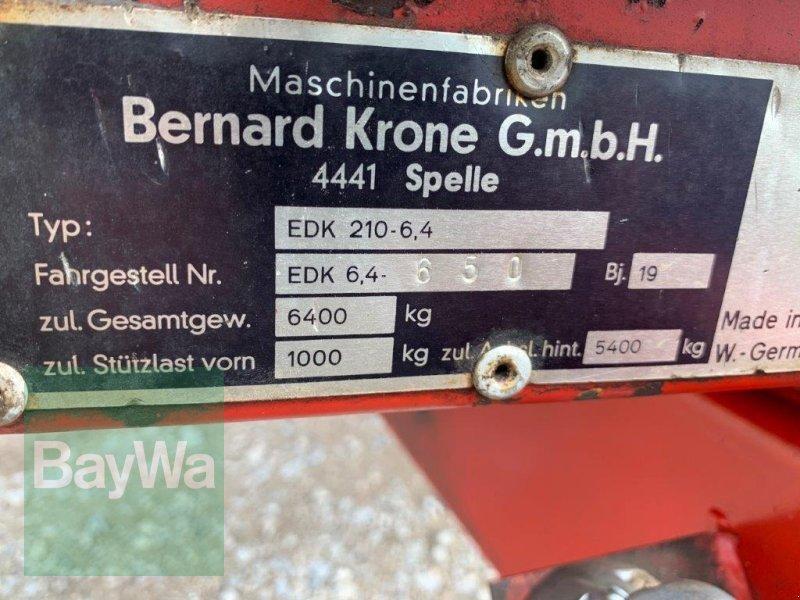 Kipper des Typs Krone EDK 210-6,4, Gebrauchtmaschine in Fürth (Bild 2)
