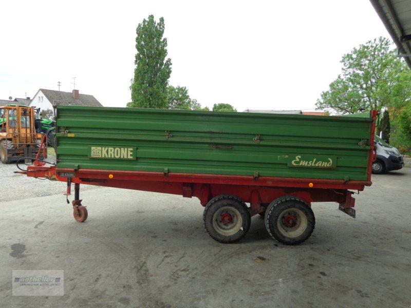 Kipper des Typs Krone EDKT 210-8, Gebrauchtmaschine in Pforzen (Bild 3)