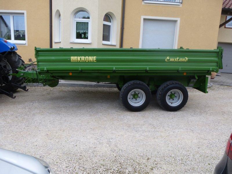 Kipper des Typs Krone EDKT 220-8 K, Gebrauchtmaschine in Petersdorf (Bild 1)