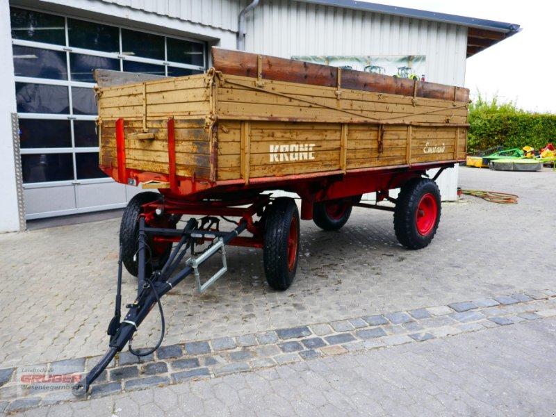 Kipper типа Krone Emsland 130 DK, Gebrauchtmaschine в Dorfen (Фотография 1)