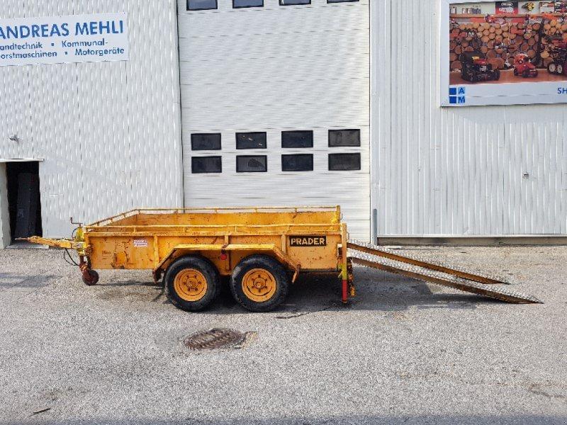 Kipper des Typs Landmaschinen Neuhaus TAT 5000 Anhänger, Gebrauchtmaschine in Chur (Bild 1)