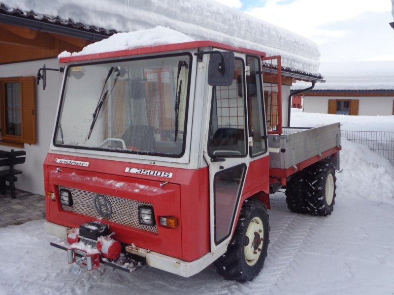 Kipper des Typs Lindner T 3500 S, Gebrauchtmaschine in Mallnitz (Bild 1)
