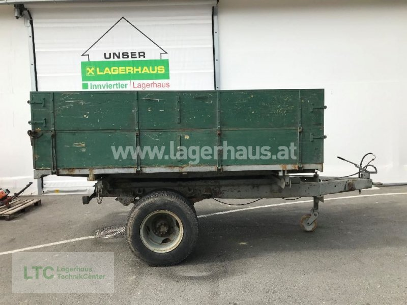 Kipper des Typs LKW Anhänger Anhänger/Kipper, Gebrauchtmaschine in Attnang-Puchheim (Bild 1)