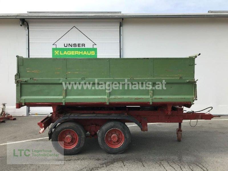 Kipper des Typs LKW Kipper Anhänger/Kipper, Gebrauchtmaschine in Attnang-Puchheim (Bild 1)