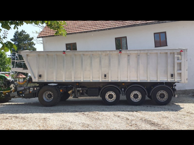 Lück SKM 35 Billenőszekrényes gépkocsi