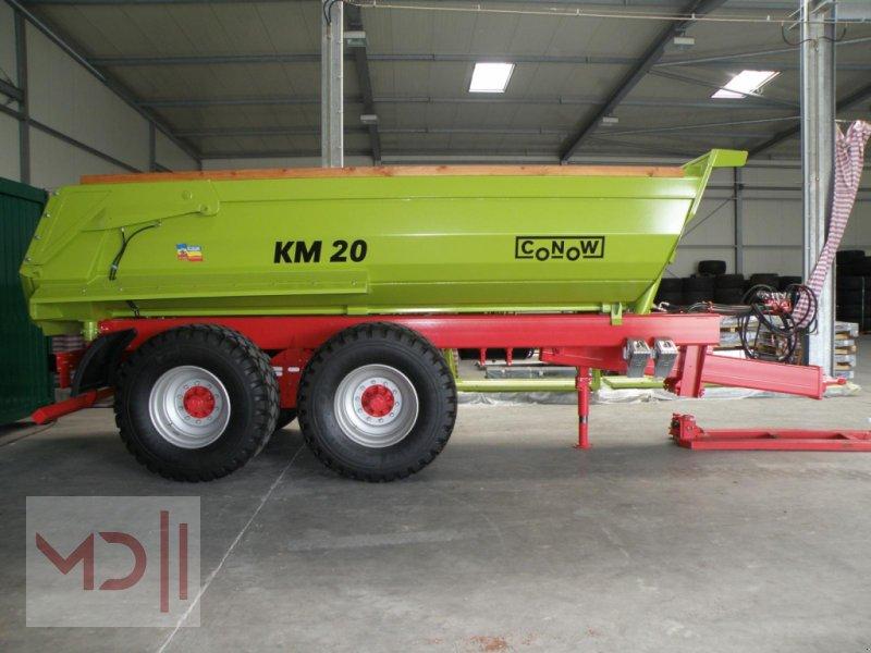 Kipper des Typs MD Landmaschinen CW Kiesmulde KM20, Neumaschine in Zeven (Bild 3)