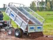 Kipper des Typs MD Landmaschinen Kellfri Anhänger für Quad/klein Schlepper Heckkipper 1,5T, Neumaschine in Zeven