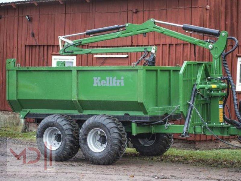 Kipper des Typs MD Landmaschinen Kellfri Kippladefläche für Forstanhänger SV60, Neumaschine in Zeven (Bild 1)
