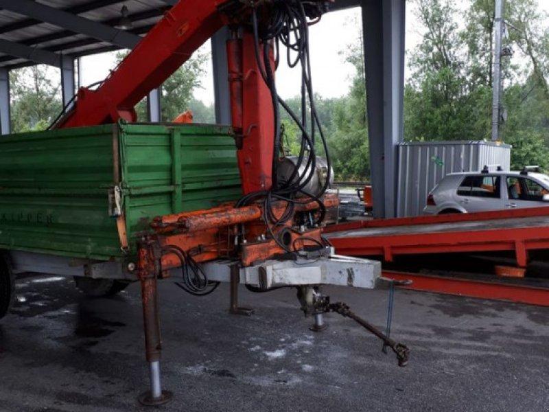Kipper des Typs Meindl Kipper 5t, Gebrauchtmaschine in Bergheim (Bild 2)