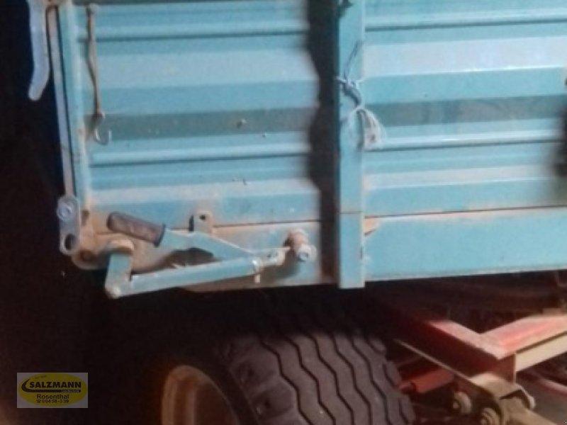 Kipper des Typs Mengele MEDK 71, Gebrauchtmaschine in Rosenthal (Bild 1)