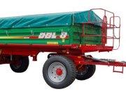 Metaltech Anhänger mit verlängerte ladekasten 8 bis 12t DBL Billenőszekrényes gépkocsi