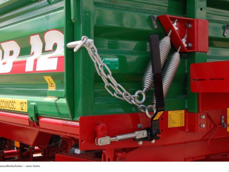 Kipper typu Metaltech DB 8000, Neumaschine w Siekierczyn (Zdjęcie 21)