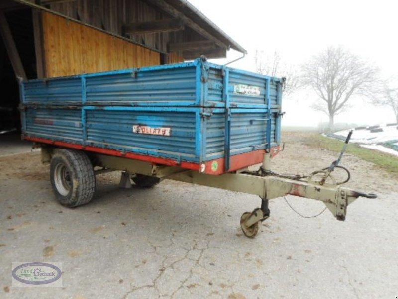 Kipper des Typs Morawetz Goliath, Gebrauchtmaschine in Münzkirchen (Bild 1)