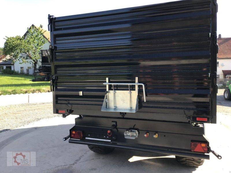 Kipper des Typs MS 16t Druckluft LED 40km/h Hydr. Stützfuß, Neumaschine in Tiefenbach (Bild 5)