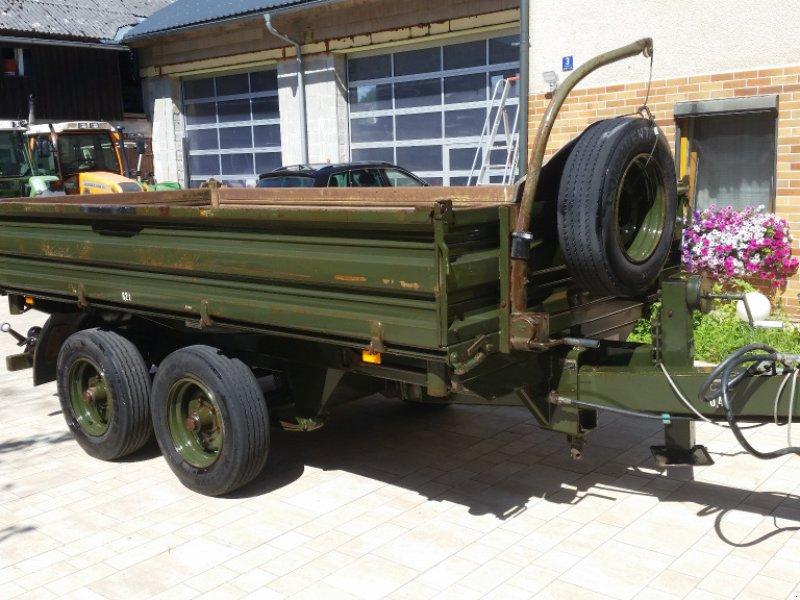 Kipper des Typs Müller-Mitteltal EDU-TA, Gebrauchtmaschine in Reuth (Bild 3)