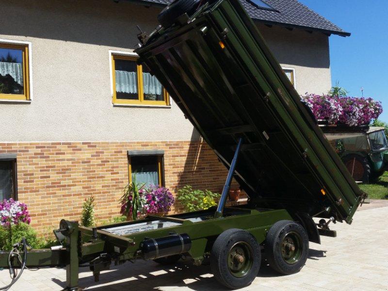 Kipper типа Müller-Mitteltal EDU-TA, Gebrauchtmaschine в Reuth (Фотография 2)