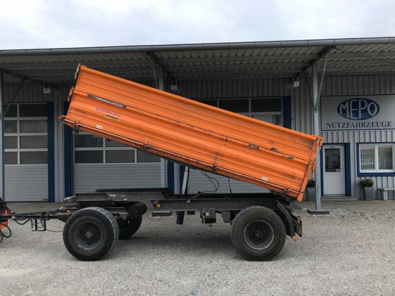 Kipper des Typs Obermaier 3Seiten Kipper mit AHK,Hydraulik,Strom,Luft, Gebrauchtmaschine in Großkarolinenfeld bei Rosenheim / B15 (Bild 1)