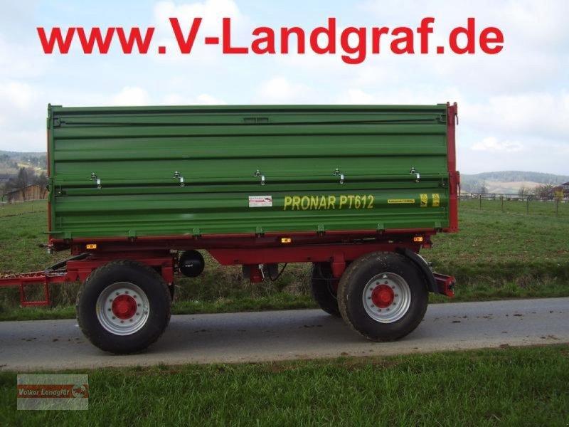 Kipper des Typs PRONAR PT 612, Neumaschine in Ostheim/Rhön (Bild 1)
