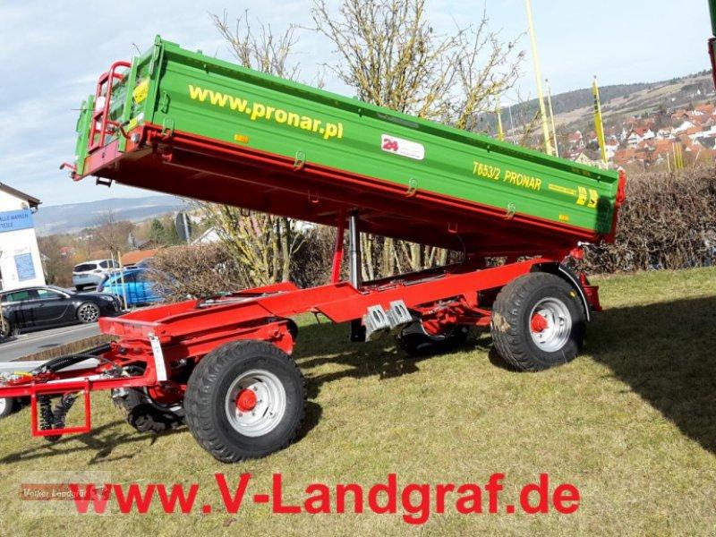 Kipper des Typs PRONAR T 653/2, Neumaschine in Ostheim/Rhön (Bild 1)