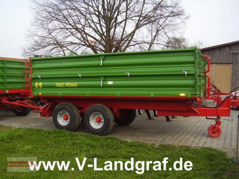 Kipper типа PRONAR T 663/2, Neumaschine в Ostheim/Rhön (Фотография 1)