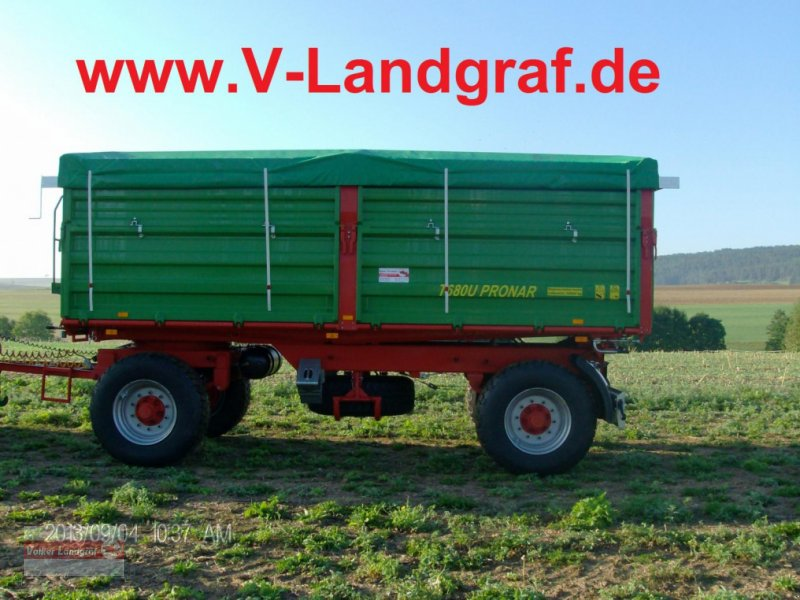 Kipper tip PRONAR T 680 U, Neumaschine in Ostheim/Rhön (Poză 1)