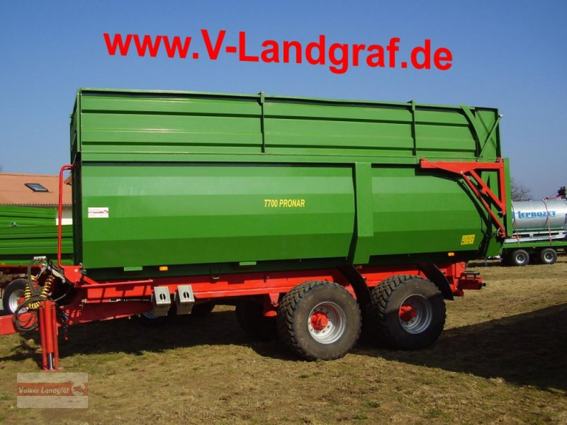 Kipper типа PRONAR T 700, Neumaschine в Ostheim/Rhön (Фотография 1)
