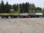 Reisch 4 x 18 t Tandem 3 Seiten mit Bordmatik links von Bj, 2000 bis 2011 Billenőszekrényes gépkocsi