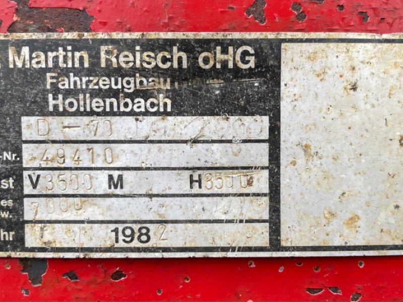 Kipper typu Reisch D 70, Gebrauchtmaschine w Maihingen (Zdjęcie 1)